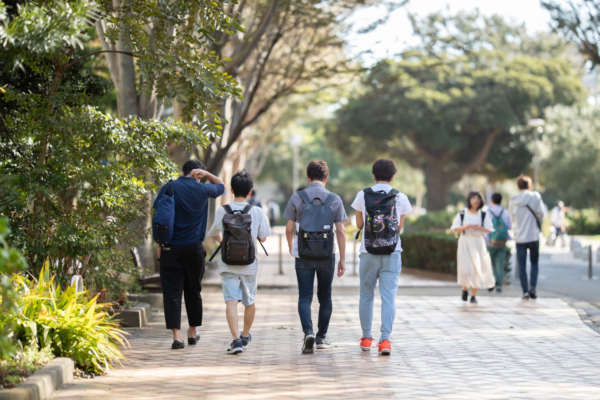 キャンパスライフ   東邦大学 受験生サイト